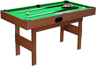 Mesa de Billar Accesorios Mesa de BIllar de Madera Para Sus Familiares y Sus Niños Bilis Estable Alta Calidad Palos Pool Table Classic