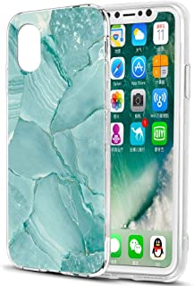 Pnakqil Samsung Galaxy S9 Plus Case, Transparent Clear with Stylish Patterned 3d Ultra Slim Protective Shockproof Soft Gel...