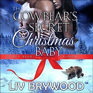 The Cowbear's Secret Christmas Baby audiobook cover art