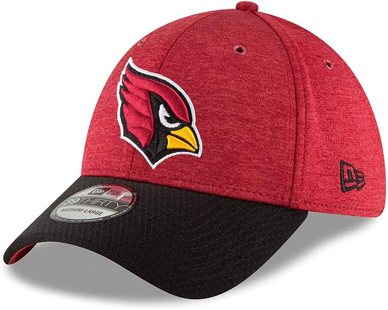New Era 39Thirty Cap - Sideline Home Arizona Cardinals