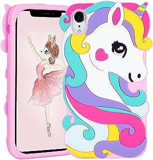 FunTeens Vivid Unicorn Case for iPhone XR 6.1