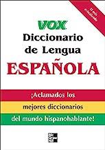 Vox Diccionario de Lengua Española (VOX Dictionary Series)