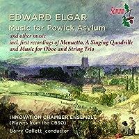 Elgar: Powick Asylum Music