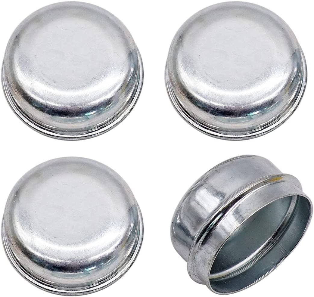BOLEWIN Universal Stainless Steel Cap Cover Trail Dust Manufacturer direct delivery Hub Max 76% OFF