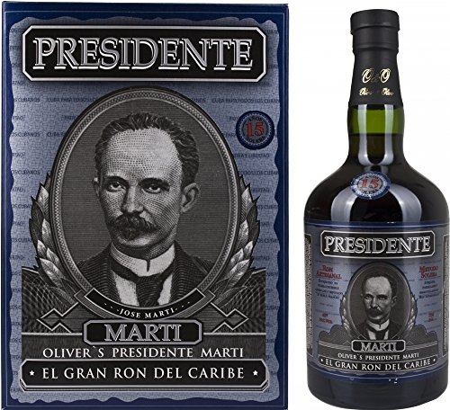 Presidente Ron 15 Años - 700 ml