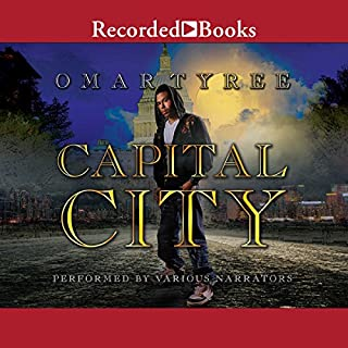 Capital City audiobook cover art