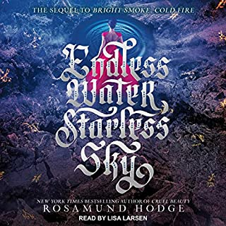 Endless Water, Starless Sky audiobook cover art