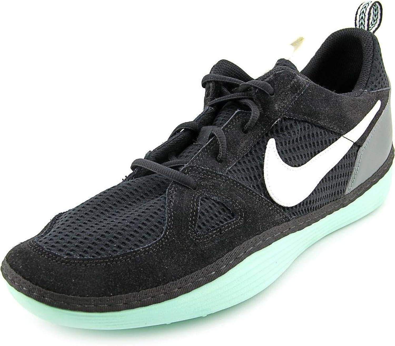 Nike Men's Solarsoft Run Ankle-High Running shoes