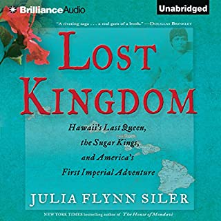 Lost Kingdom audiobook cover art