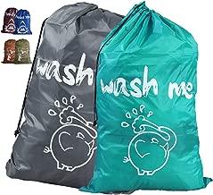 Unicité 2Pack Large Travel Laundry Bag(36
