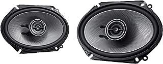 Kenwood KFC-D681C 6x8 Dynamic D-Series Custom Fit 2-Way 360W Max Power Speaker System