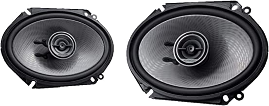 $40 » Kenwood KFC-D681C 6x8 Dynamic D-Series Custom Fit 2-Way 360W Max Power Speaker System