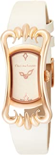 Christian Lacroix Dress Watch For Women Analog Leather - C Clw8006306Sm