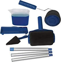 para el hogar o la oficina ProWall equipo de pintura Kit de pintura de pared 8 en 1 para el hogar Renovator Paint Runner Pro Professional Roller juego de rodillos de pintura para pared