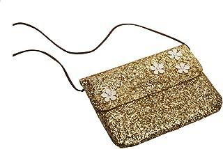 toddler gold purse