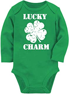 Patrick/'s Day 2019 Personalized St My First St Patrick/'s Day Onesie\u00ae Patrick/'s Day Baby Gift St