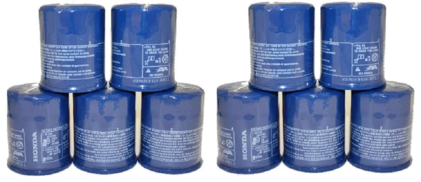 Honda 15400-PLM-A02 Oil Filters Case of 10