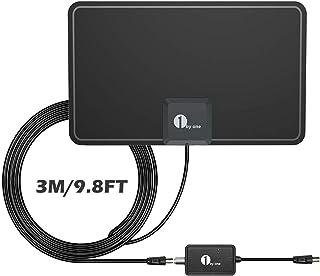 Antena de TV, 1byone Antena de HDTV para Interiores con