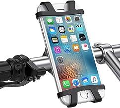 حامل دراجة UGREEN دراجة للهاتف الخلوي العالمي مع مقبض سيليكون قابل للتعديل لهاتف iPhone X 10 8 7 6s 6 plus، Samsung Galaxy S9 S8 plus، LG G5 G6 V20 V30 Nexus, و4-6.2 بوصة