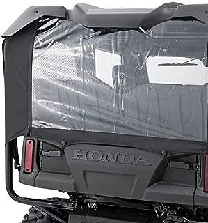 Honda 16-17 PIONEER1K-5 Genuine Accessories Fabric Mid/Rear Panel (Rear 5P) (Black)