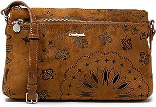 Luxury Fashion | Desigual Womens 19WAXA81BROWN Brown Shoulder Bag | Fall Winter 19