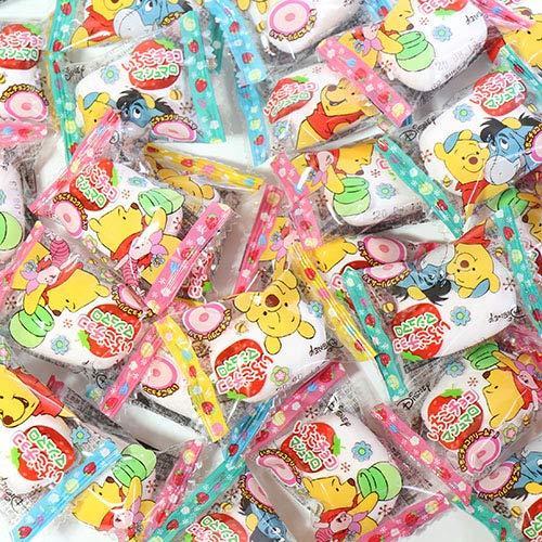エイワ くまのプーさん いちごチョコマシュマロ 1個 64コ入り