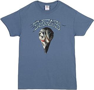 FEA Men's Eagles Greatest Hits Distressed Logo T-Shirt