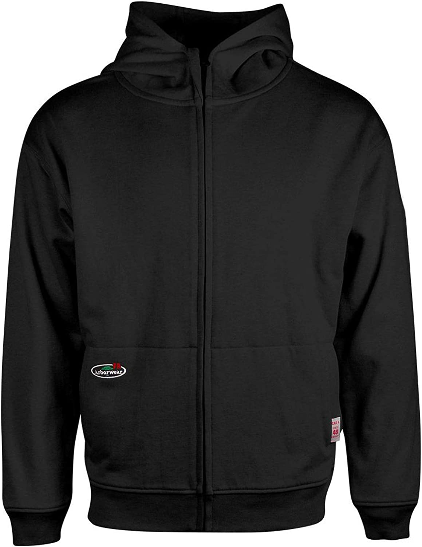 Arborwear Men's FR High material Double Zip Sweatshirt excellence Full Thick