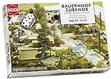 Busch 1412 - Bauernhof-Zubehör -