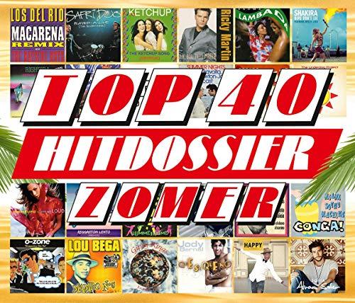 Various - Top 40 Hitdossier - Zomer