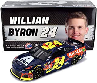 Lionel Racing, William Byron, Axalta, 2019, Chevrolet Camaro, NASCAR Diecast 1: 24 Scale