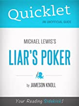Quicklet on Liar's Poker by Michael Lewis (CliffNotes-like Book Summary)