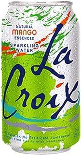 La Croix Sparkling Water, 12 Ounce (48 Cans) (Mango)