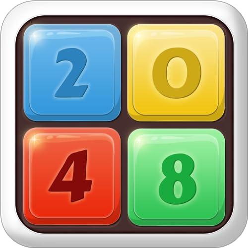 2048 Merge Puzzle