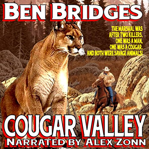 Cougar Valley audiobook cover art