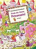 Mein Wimmel-Wendebuch - Finde die kleine Prinzessin! / Finde das kleine Einhorn!: Wimmel- und Suchbuch zum Mitmachen für Kinder ab 2 Jahre