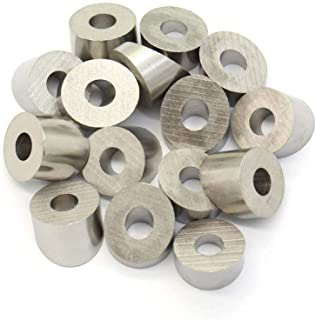 Blika (Pack of 10) Stainless Steel 1/4