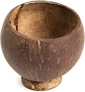 Natural Coconut Shell Cup, 12 oz.