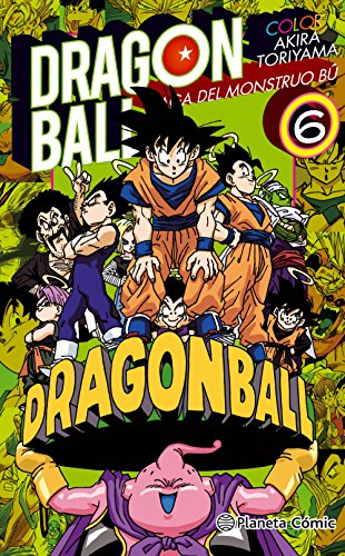 Dragon Ball Color Bu nº 06/06 (Manga Shonen)