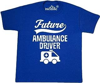 Future Ambulance Driver Childs Youth T-Shirt