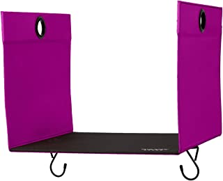"Five Star Locker Accessories, Locker Shelf Extender, Holds up to 100 Lbs. Fits 12"" Width Lockers, Berry Pink/Purple (72892)"