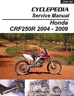 Best 2008 crf250r manual Reviews