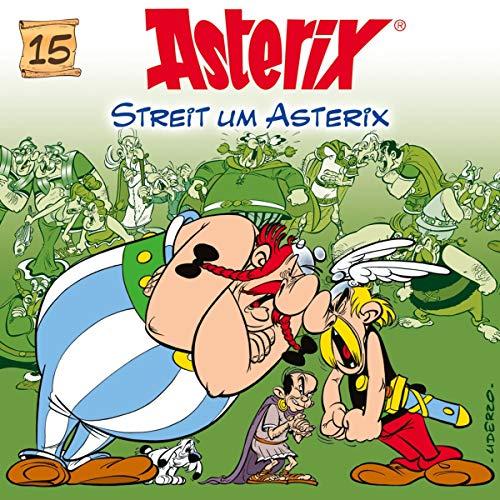 Streit um Asterix Titelbild