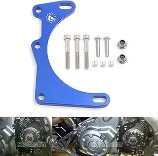 Motoparty Chain Case Saver Engine Case Guard For Yamaha ATV Raptor 700 YFM700 2006-2018