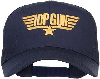 Top Gun Logo Embroidered Pro Style Cap