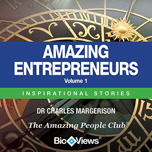 Amazing Entrepreneurs - Volume 1 cover art