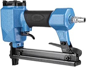 Pistola de clavos de aire accionada Potente clavadora neumática Clavadora Grapadora neumática 1022J para carpintería
