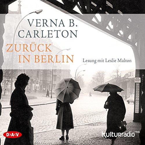 Zurück in Berlin audiobook cover art