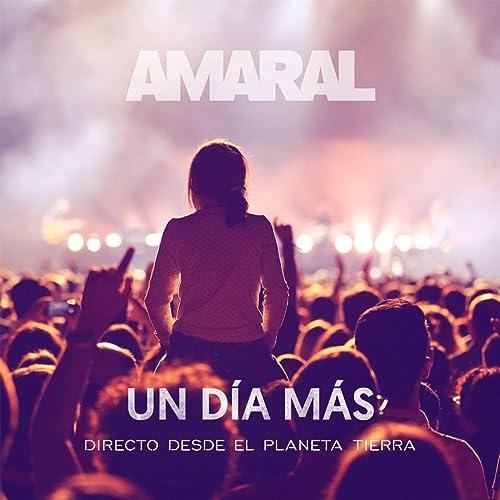 Un Día Más (Acústico - En Directo) by Amaral on Amazon Music ...