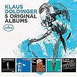 Songtexte von Klaus Doldinger - 5 Original Albums